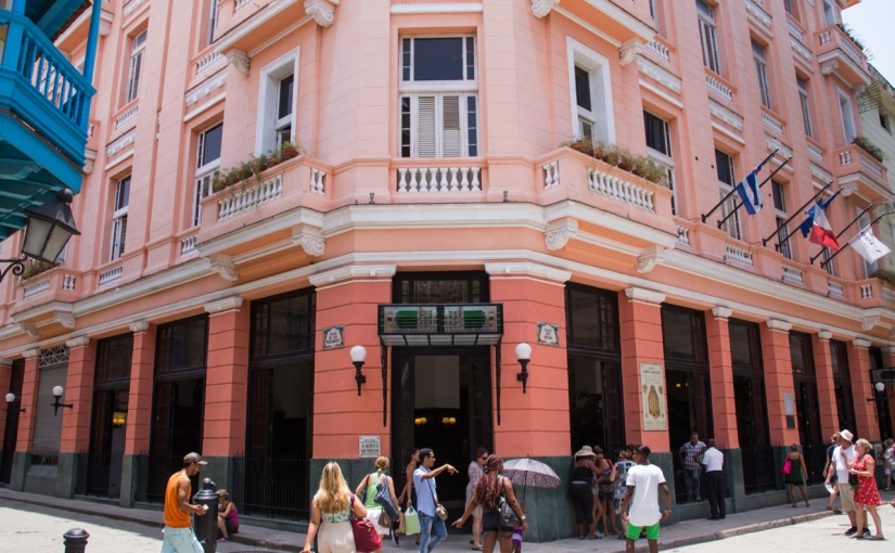 The Ambos Mundos: Hemingway's hotel in Havana