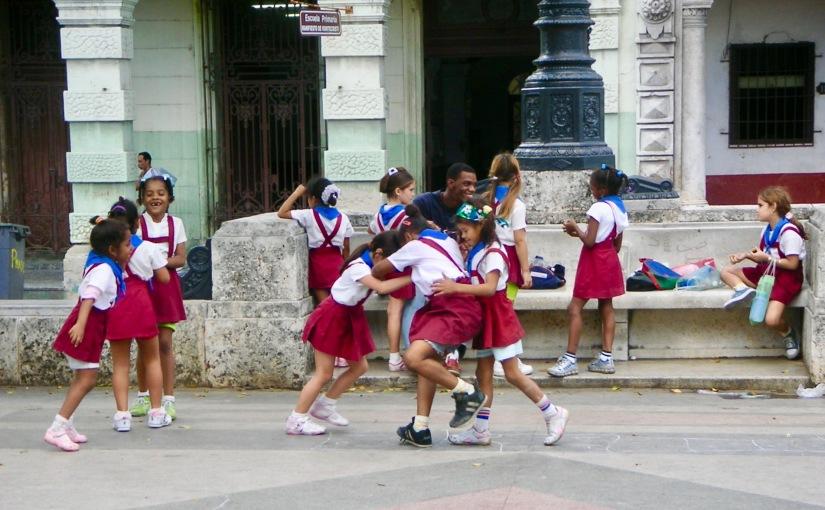 Cuba's kids